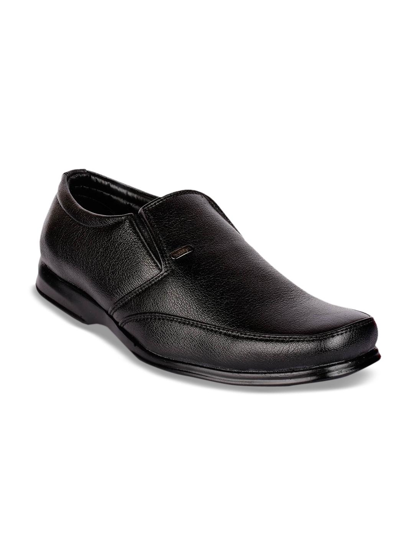Buy Action Men Black Semi Formal Shoes
