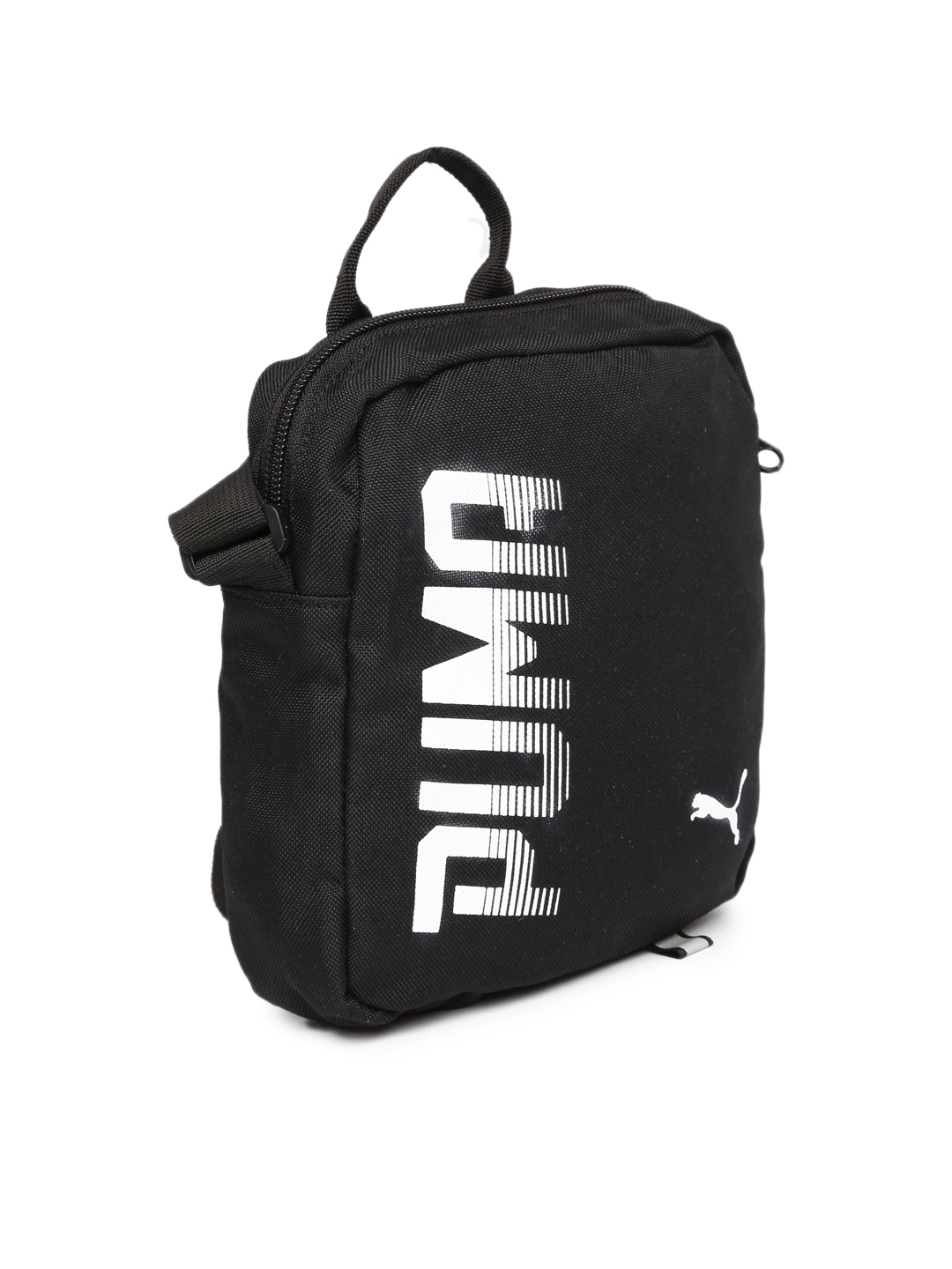 692ca01d34 Buy PUMA Unisex Black Pioneer Portable Bag - Travel Accessory for ...