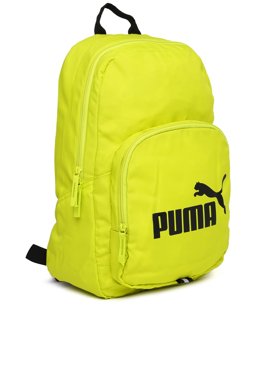 7a77fda55 Buy Puma Unisex Fluorescent Green Phase Backpack - Backpacks for ...