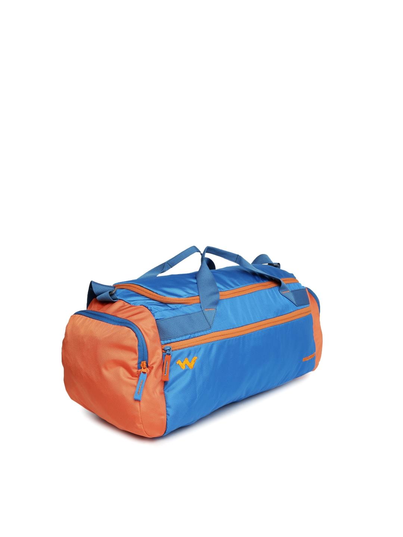 9a9142932892 Buy Wildcraft Unisex Blue Wend Large Duffel Bag - Duffel Bag for ...