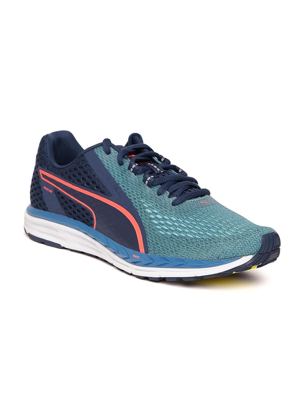 Buy Puma Kids Blue Speed 500 Ignite Running 2 Jr Shoes - Sports ... af197d518