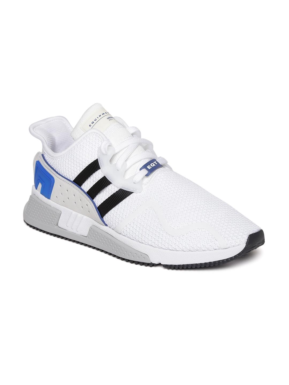 6a175ecf7169 Buy ADIDAS Originals Men White EQT CUSHION ADV Sneakers - Casual ...