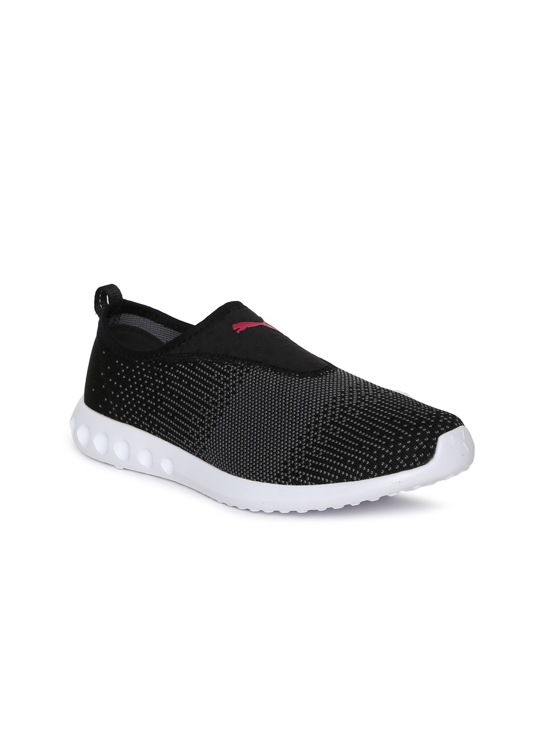 18545c4ca1ab Buy Puma Women Black Carson 2 Running Slip Ons - Sports Shoes for ...