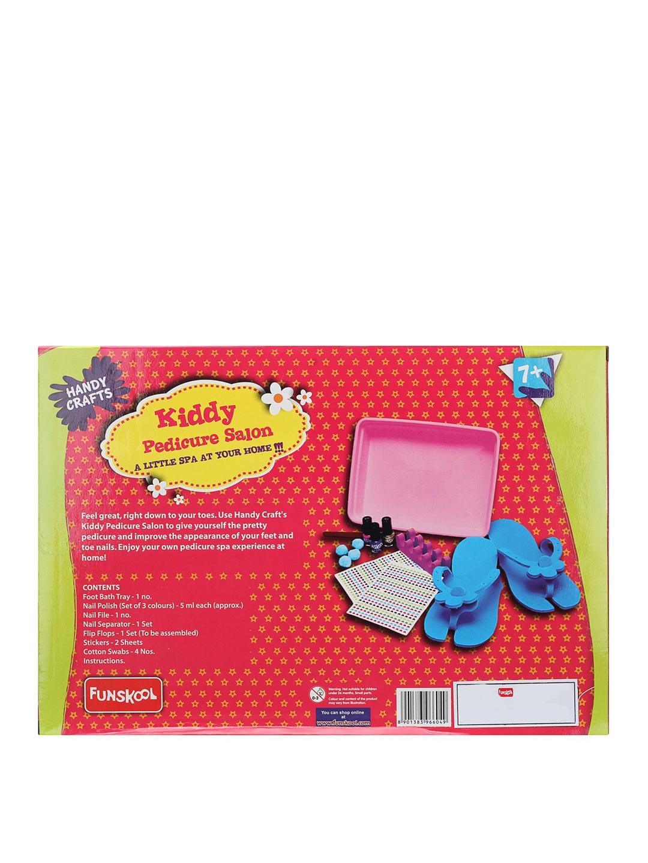 Buy Funskool Multicoloured Kiddy Pedicure Saloon Set Learning And