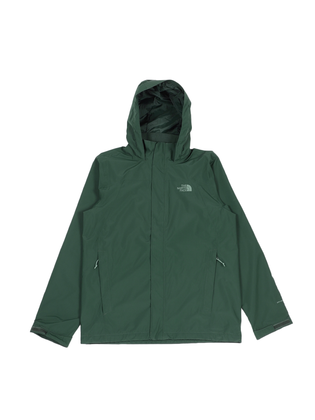 70cd087c2 The North Face Men Green Solid Water Resistant M Sangro Plus Parka Jacket