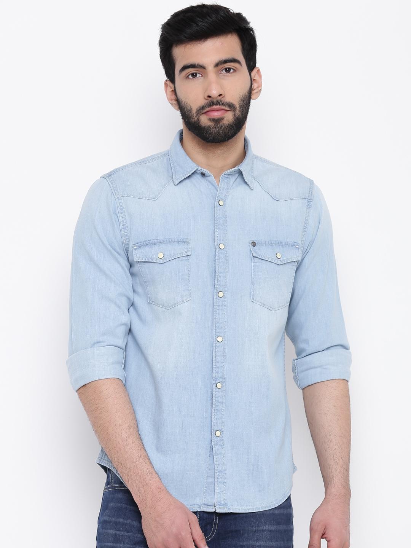 088d1d70c7e Pepe Jeans Denim Shirt - BCD Tofu House