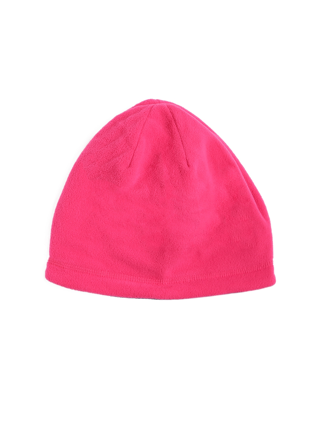 a81a222dd92 Buy Puma Unisex Pink Solid ACTIVE Fleece Beanie - Caps for Unisex ...