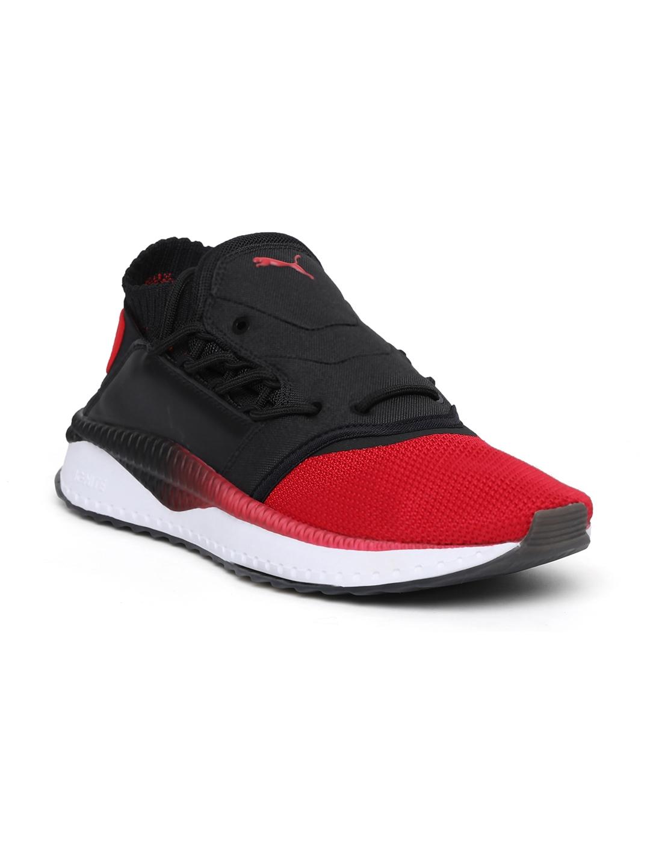 Buy Puma Unisex Red   Black TSUGI Shinsei Prime Sneakers - Casual ... dfe413099