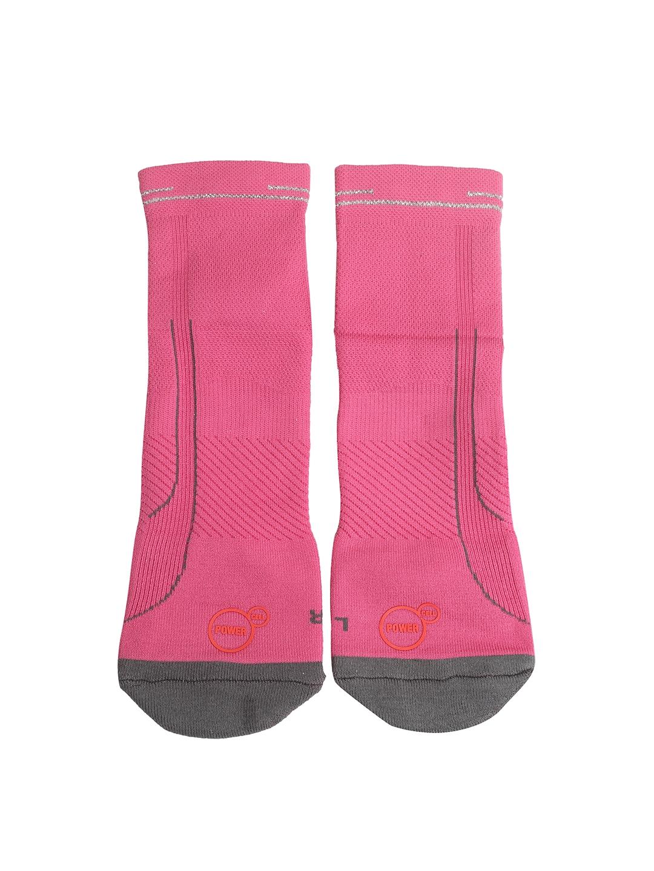 9330e03e2 Buy Puma Unisex Pink Performance Running Quarter Socks - Socks for ...