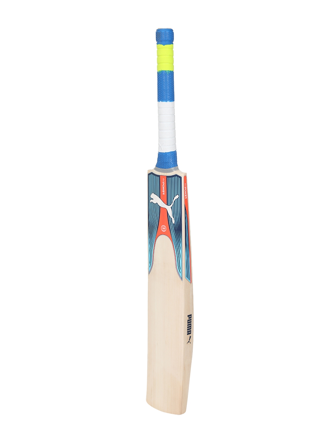 Buy Puma Beige   Blue EvoPOWER KW 2 SNR Cricket Bat - Cricket Bats ... 44ed851aca