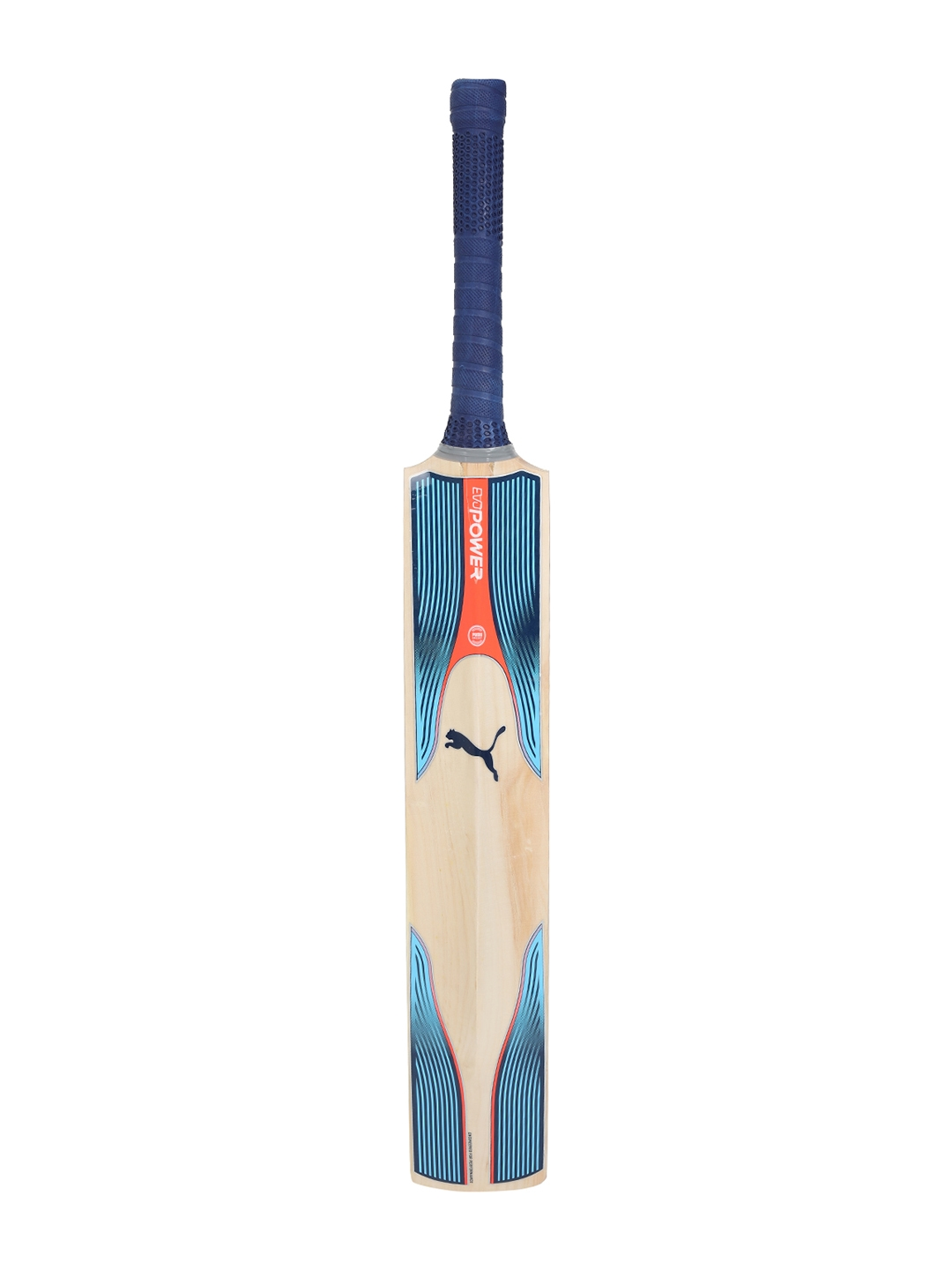 Buy Puma Beige   Blue EvoPOWER KW 2 Cricket Bat - Cricket Bats for ... 78fd4486dc