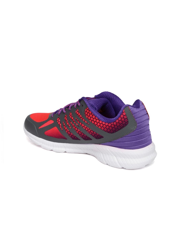 fd33ef507e32 Buy FILA Women Pink   Grey MEMORY SPEEDSTRIDE Running Shoes - Sports ...