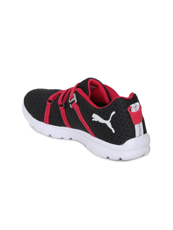 Buy Puma Women Black FashIN Alt Filtered IDP Sneakers - Casual Shoes ... 3116a68650