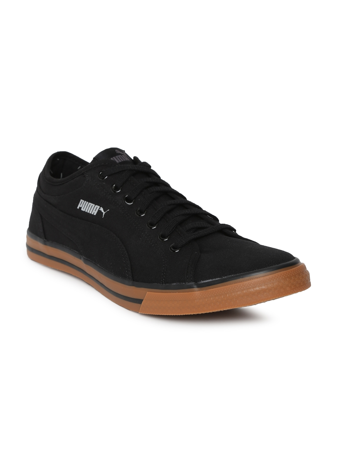 4418e2a8e977cf Buy Puma Unisex Black Yale Gum Solid IDP Sneakers - Casual Shoes for ...
