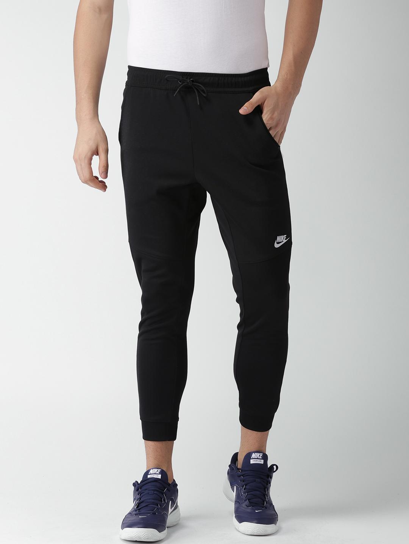 5639de1bb5 Buy Nike Black AS M NSW JGGR PK TRIBUTE Slim Fit Joggers - Track ...