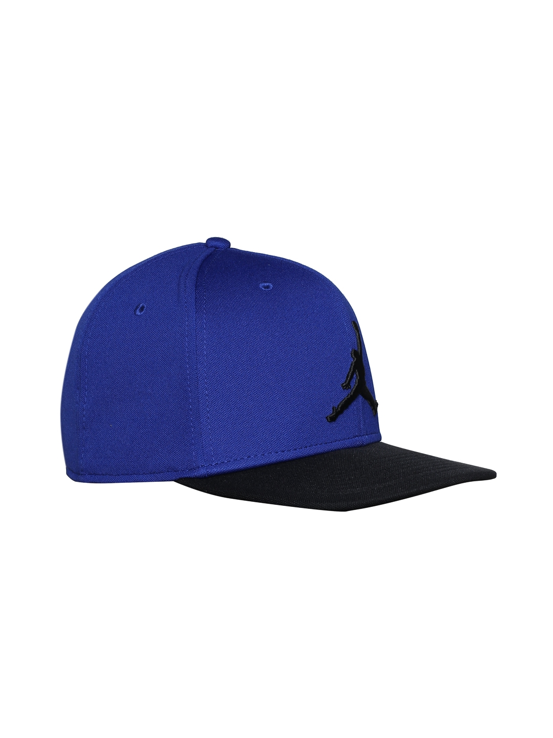 3aca78e2858 Buy Nike Unisex Blue Jordan Jumpman Baseball Cap - Caps for Unisex ...