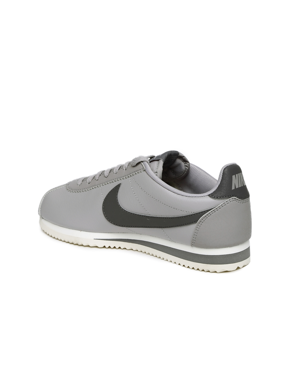 Buy Nike Women Grey CLASSIC CORTEZ Sneakers - Casual Shoes for Women ... 80628d1d8