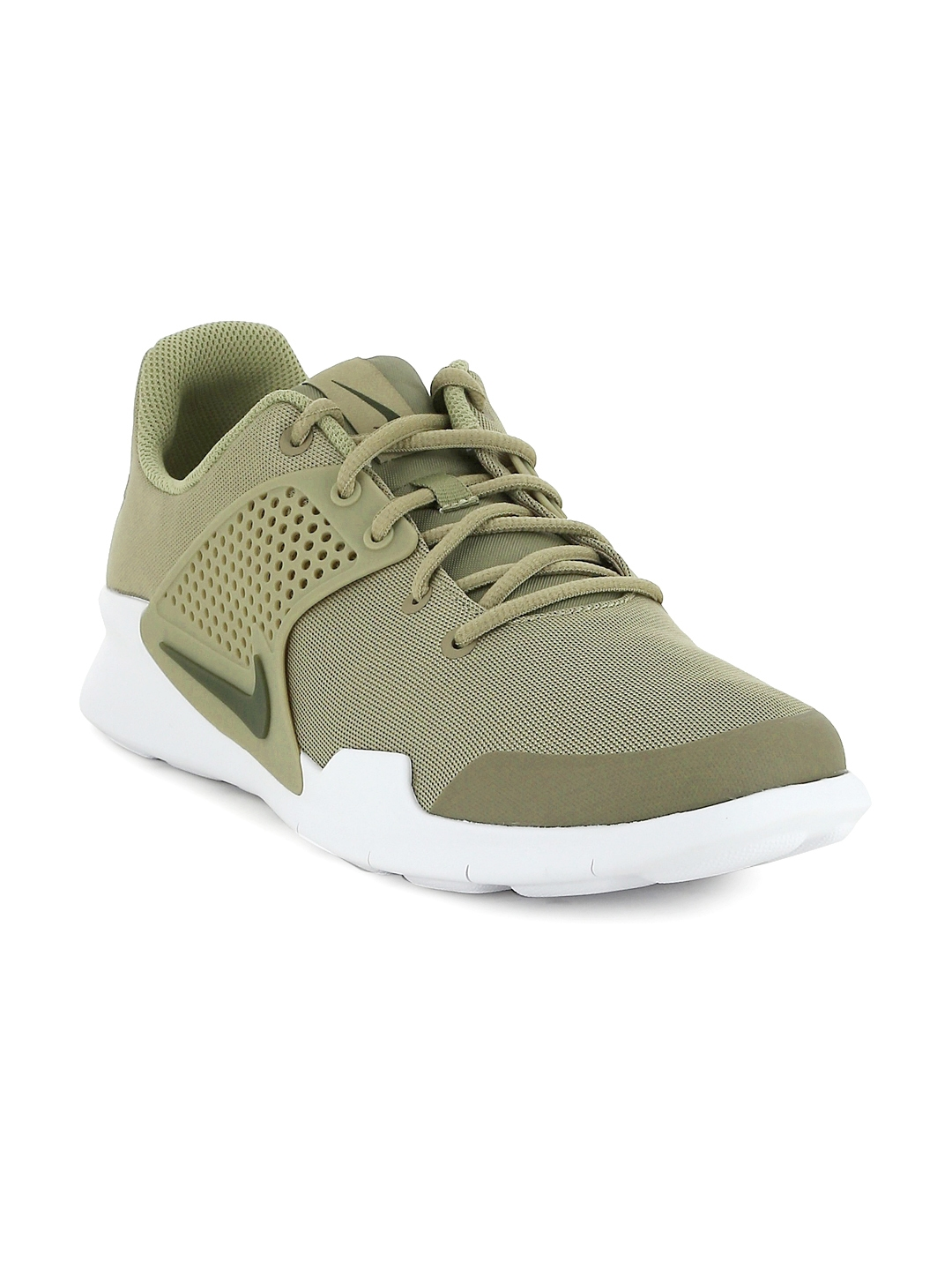 d0f497777865 Buy Nike Men Olive Green ARROWZ Sneakers - Casual Shoes for Men ...