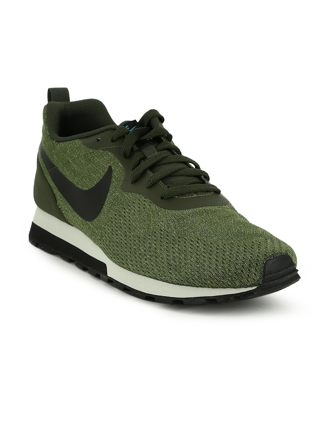 7837e304a2 Buy Nike Men Green MD RUNNER 2 ENG MESH Sneakers - Casual Shoes for ...