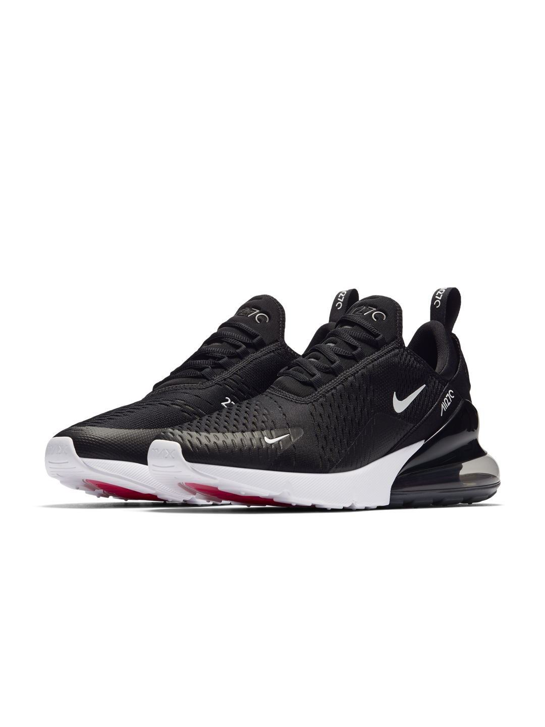 83a23c6b0d49b Buy Nike Men Black Air Max 270 Sneakers - Casual Shoes for Men ...
