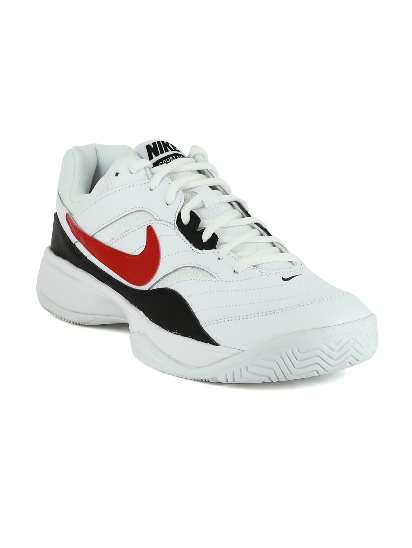 c1beff2f911c7 Buy Nike Men White COURT LITE Tennis Shoes - Sports Shoes for Men ...