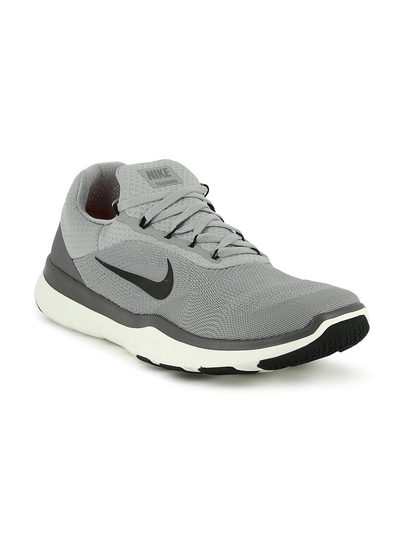 0c3af58328d7d Buy Nike Men Grey FREE TRAINER V7 Training Shoes - Sports Shoes for ...
