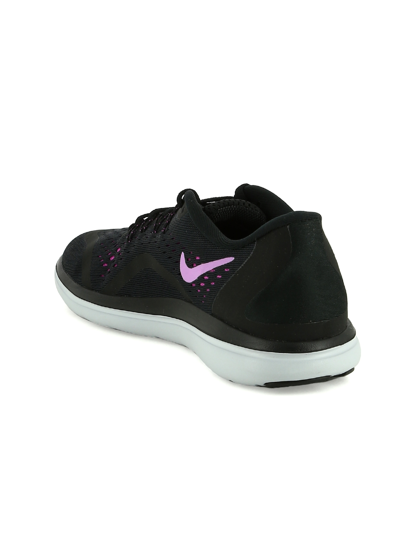 3f19fd9d4cd Buy Nike Women Black FLEX 2017 RN Running Shoes - Sports Shoes for ...