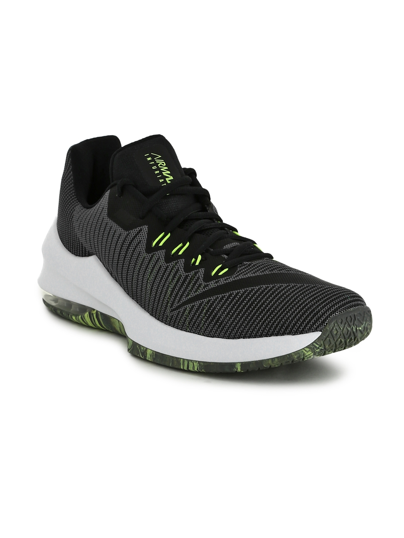567a3ea578 Buy Nike Men Grey Air Max Infuriate 2 Basketball Shoes - Sports ...