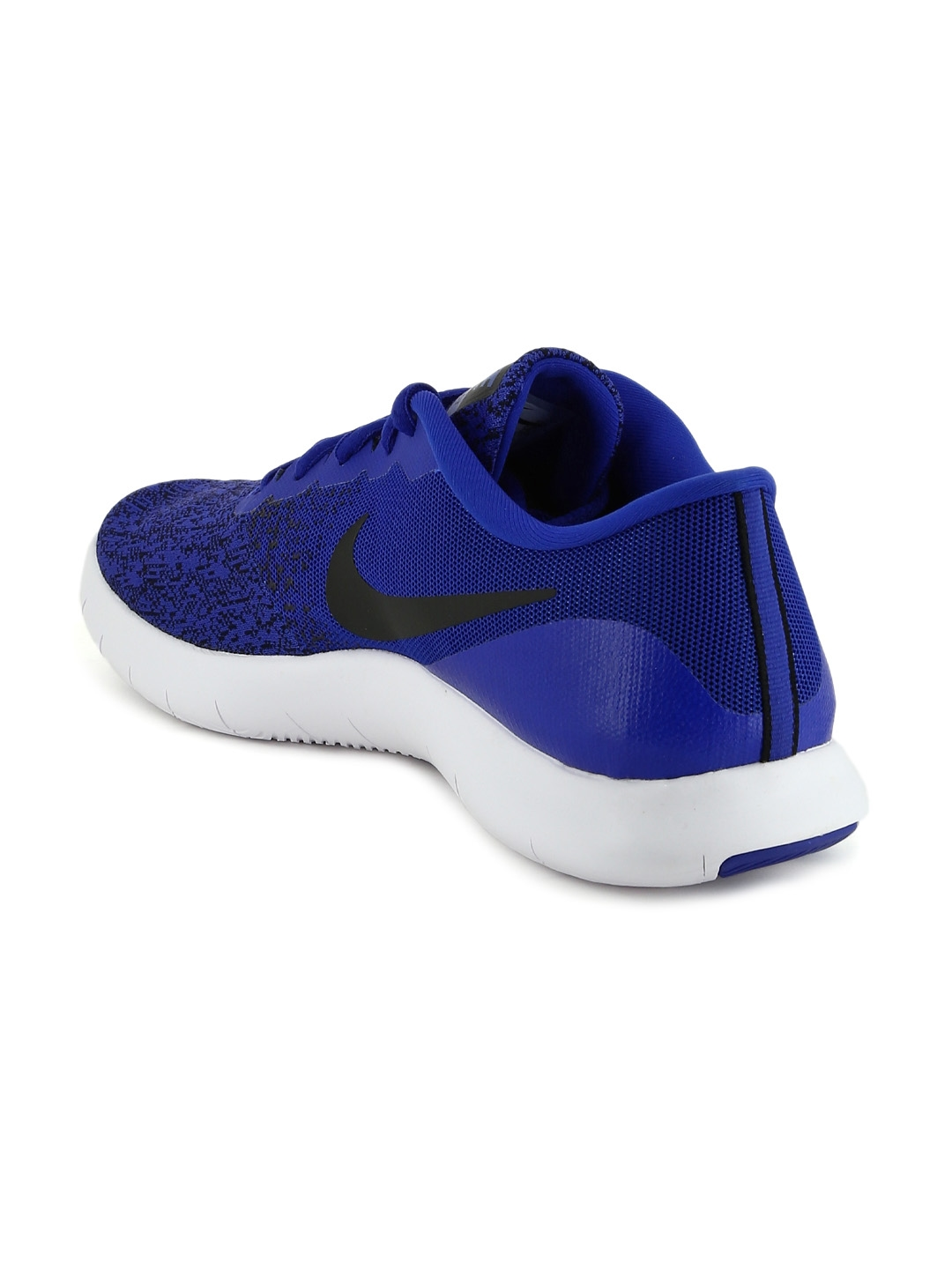 69d16a2cd554 Buy Nike Men Blue FLEX CONTACT Running Shoes - Sports Shoes for Men ...