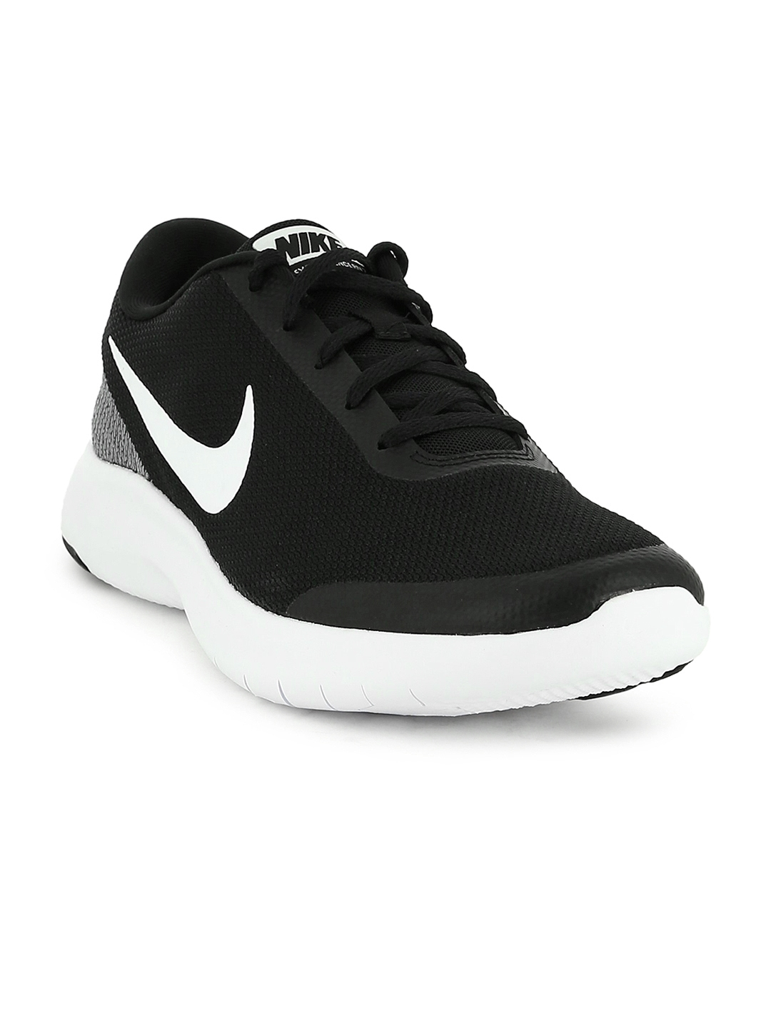01aa394c5315 Buy Nike Men Black FLEX EXPERIENCE RN 7 Running Shoes - Sports Shoes ...