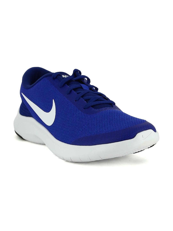 bfa2c33c7dd Buy Nike Men Blue FLEX EXPERIENCE RN 7 Running Shoes - Sports Shoes ...