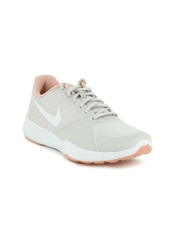 367104c2db8e Buy Nike Women Grey CITY TRAINER Shoes - Sports Shoes for Women ...