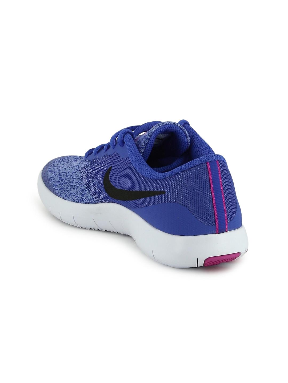 1da5ec7e70b36 Buy Nike Girls Blue Flex Contact Running Shoes - Sports Shoes for ...