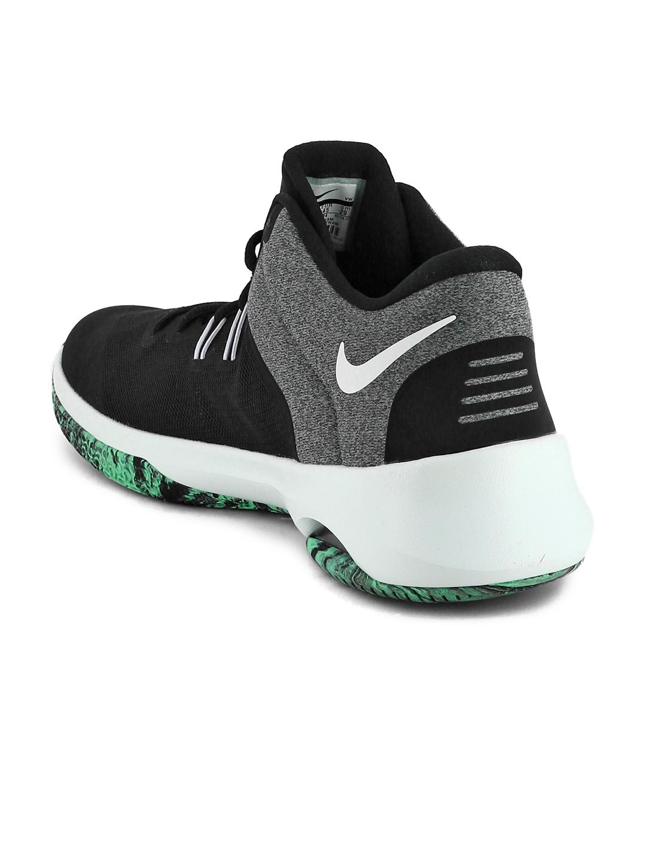 155ca5a0359 Buy Nike Men Black AIR VERSITILE II Mid Top Basketball Shoes ...