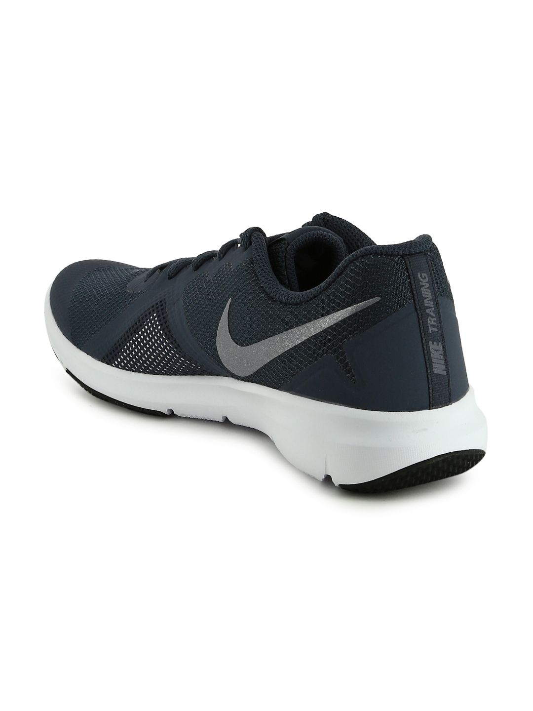 15c94b409deab Nike Men Navy Blue FLEX CONTROL II Training Shoes. This product is already  at its best price