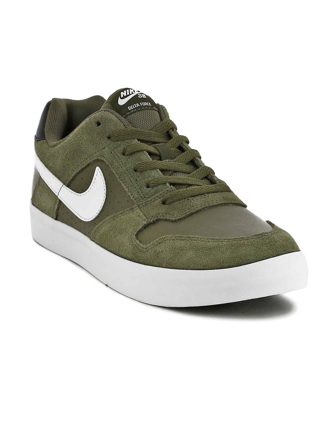 d7c4c62bc896d2 Buy Nike Men Green SB Delta Force Skate Shoes - Casual Shoes for Men ...