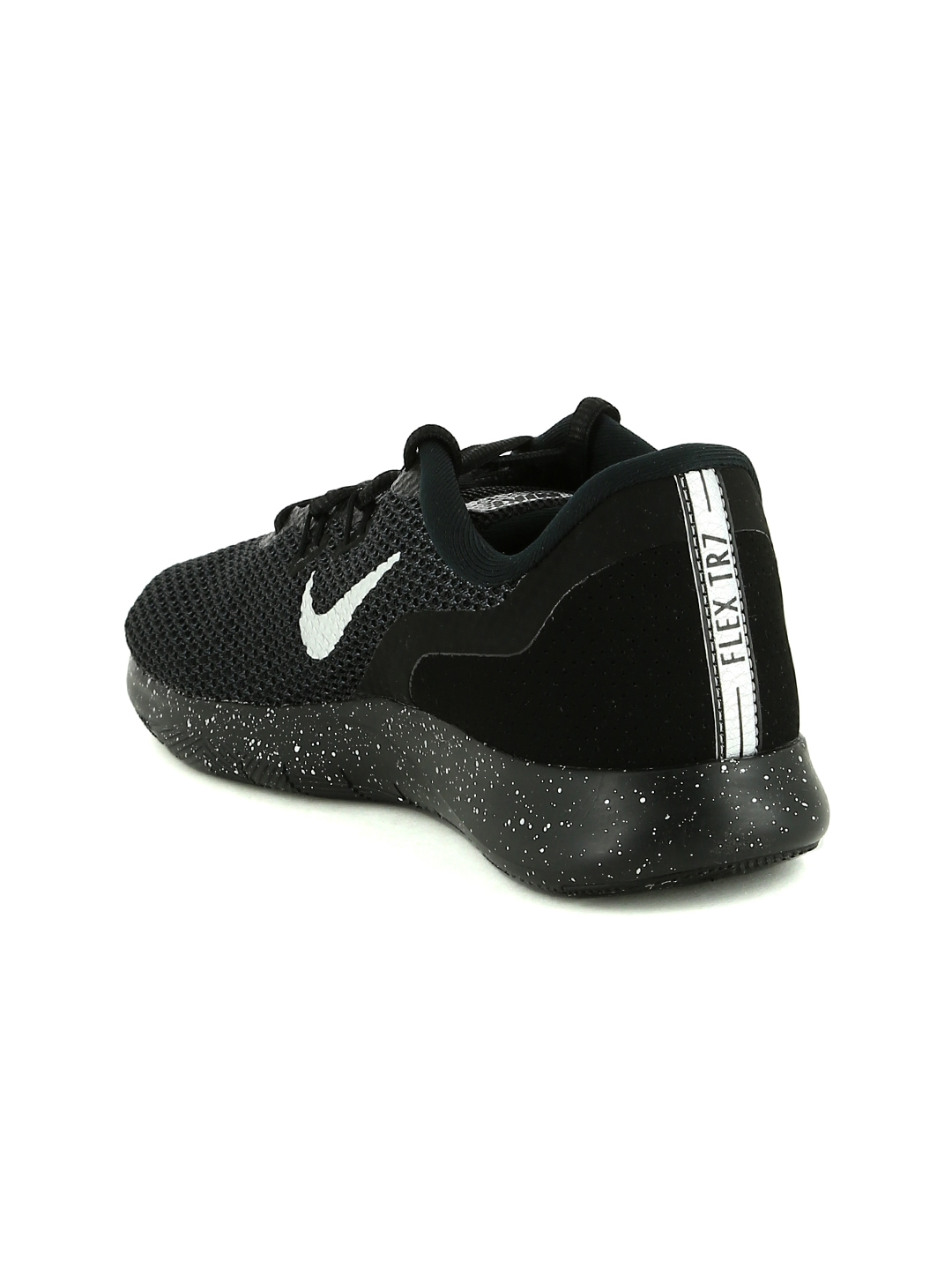 3c995b2673d3 Buy Nike Women Black LEX TRAINER 7 PRM Training Shoes - Sports Shoes ...