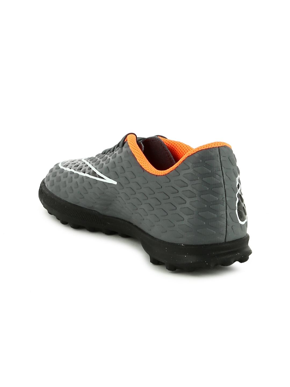 Buy Nike Kids Grey PHANTOMX 3 CLUB TF Football Shoes - Sports Shoes ... 3309205e45