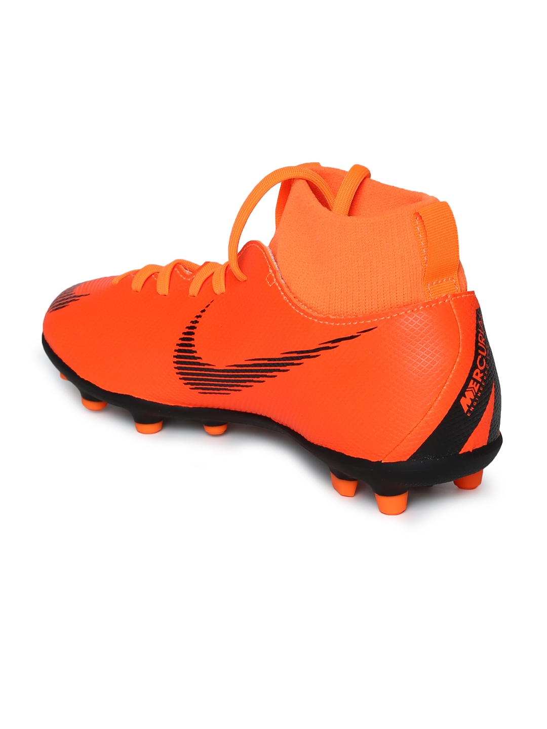 9a9a556c5 Buy Nike Kids Orange JR Superfly 6 Club MG Football Shoes - Sports ...