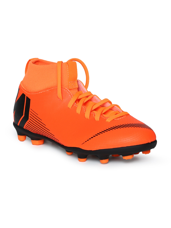 wholesale dealer a7987 3250b Nike Unisex Orange Superfly 6 Academy MG Football Shoes