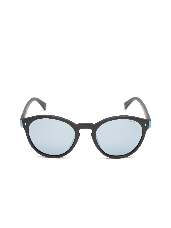 d21c0a6eb7b Buy Polaroid Women Oval Sunglasses PLD 6034 S 003 51EX - Sunglasses ...
