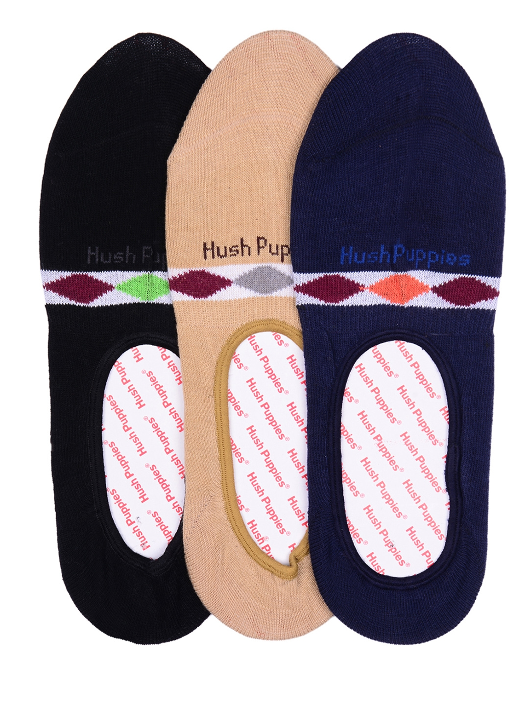 Buy Hush Puppies Women Pack Of 3 Shoe Liners - Socks for Women ... f716ad432