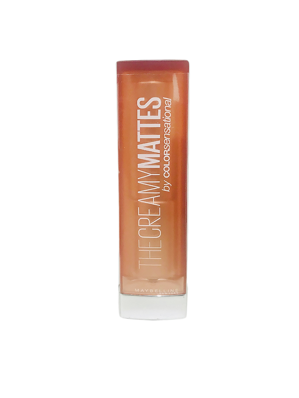 Maybelline New York Color Sensational Creamy Matte Lipstick   Chilli Nude 3.9 g