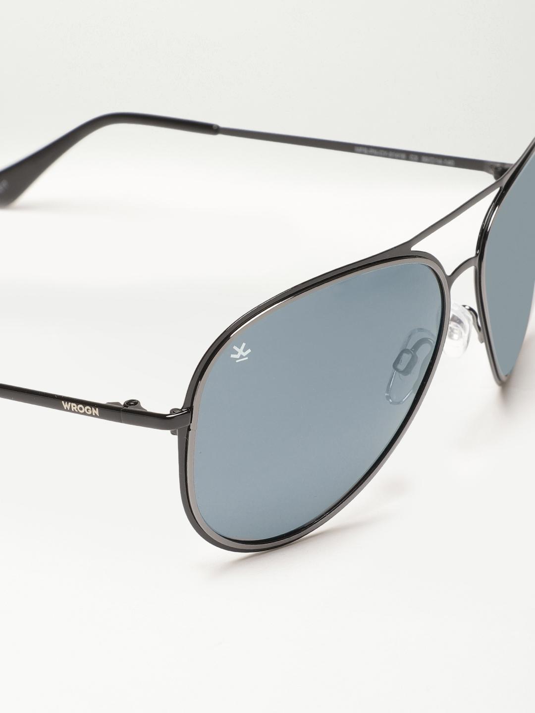 2ba53b096f109 Buy WROGN Unisex Aviator Sunglasses MFB PN CY 51416 - Sunglasses for ...