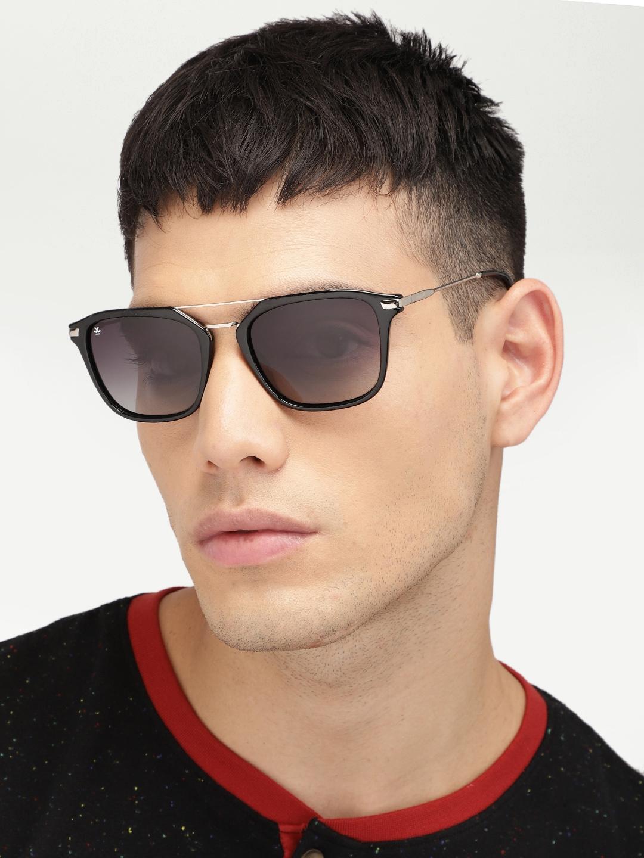 0699938604ccc Buy WROGN Unisex Rectangle Sunglasses MFB PN CY 51430 - Sunglasses ...