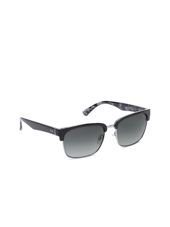 8d7649c0270 Buy FILA Men Browline Sunglasses SF9156K56GGLSG - Sunglasses for Men ...