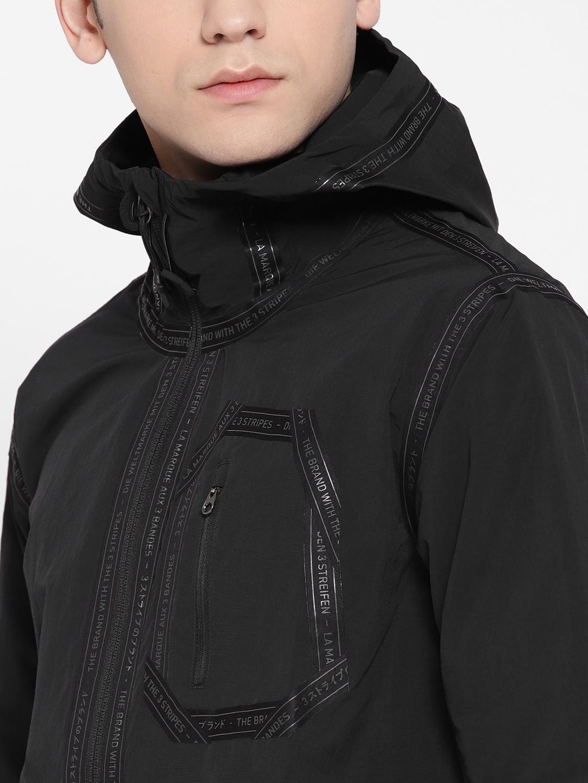 190537dc65be Buy ADIDAS Originals Men Black NMD Field Jacket - Jackets for Men ...