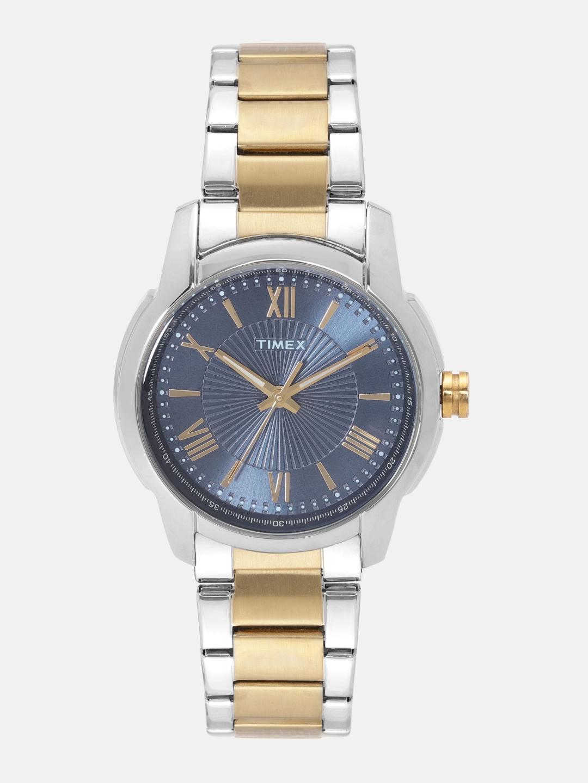 Timex Men Blue Analogue Watch TW2R43900
