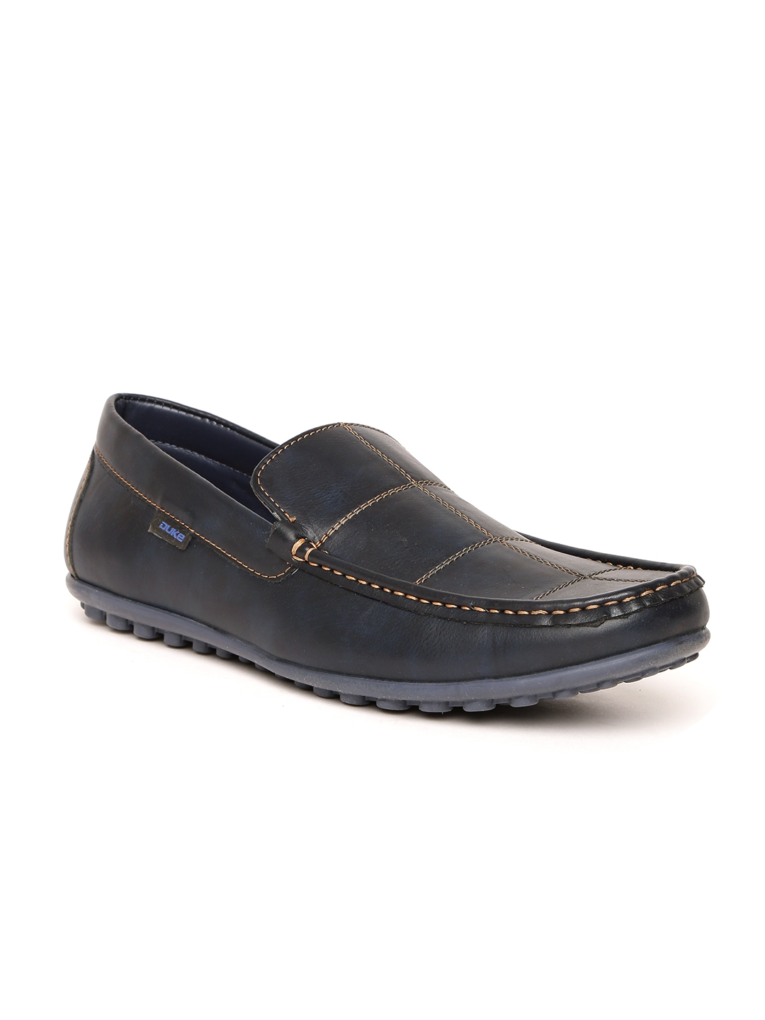 d27c69d3fdcb Buy Duke Men Navy Blue Loafers - Casual Shoes for Men 2403658