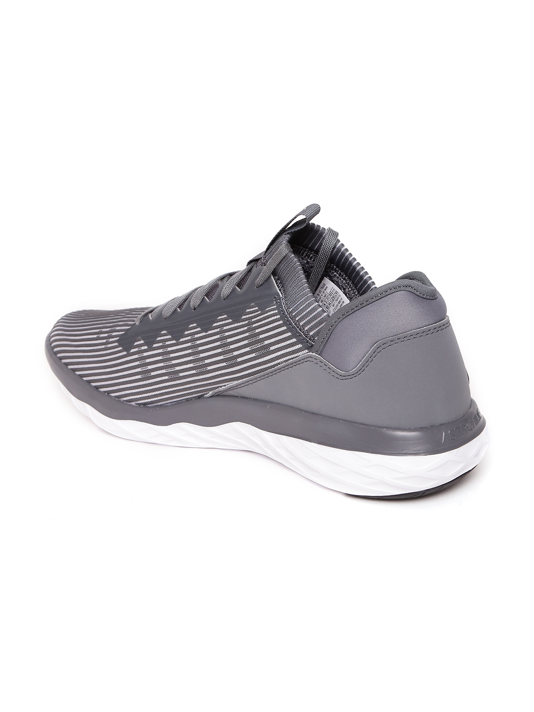 0fc9a184c Buy Reebok Men Grey Astroride Forever Running Shoes - Sports Shoes ...